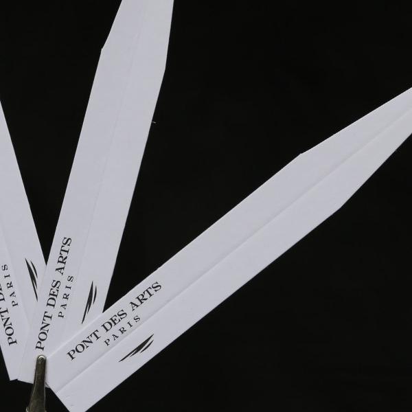 mouillettes Pont des Arts Parfums d'auteurs