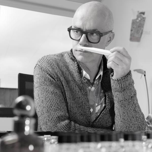 Bertrand Duchaufour, parfumeur créateur